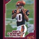 2000 Topps Season Opener Football #216 Peter Warrick RC - Cincinnati Bengals