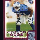 2000 Topps Season Opener Football #199 Eddie George - Tennessee Titans