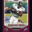 2000 Topps Season Opener Football #158 James Stewart - Detroit Lions
