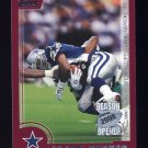 2000 Topps Season Opener Football #153 Jason Tucker - Dallas Cowboys