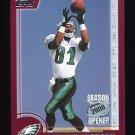2000 Topps Season Opener Football #152 Charles Johnson - Philadelphia Eagles