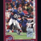 2000 Topps Season Opener Football #127 Eric Moulds - Buffalo Bills