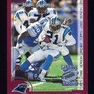 2000 Topps Season Opener Football #090 Tim Biakabutuka - Carolina Panthers