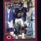 2000 Topps Season Opener Football #037 Marcus Robinson - Chicago Bears