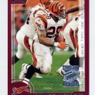 2000 Topps Season Opener Football #033 Corey Dillon - Cincinnati Bengals