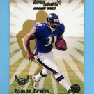 2000 Topps Stars Football #160 Jamal Lewis RC - Baltimore Ravens