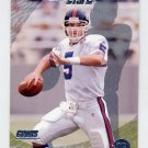 2000 Topps Stars Football #111 Kerry Collins - New York Giants