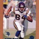 2000 Topps Stars Football #030 Randy Moss - Minnesota Vikings