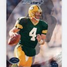 2000 Topps Stars Football #020 Brett Favre - Green Bay Packers