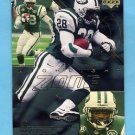 2000 Upper Deck Encore Highlight Zone #HZ7 Curtis Martin - New York Jets
