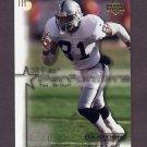 2000 Upper Deck Ovation Star Performers #SP13 Tim Brown - Oakland Raiders