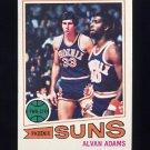 1977-78 Topps Basketball #095 Alvan Adams - Phoenix Suns