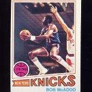 1977-78 Topps Basketball #045 Bob McAdoo - New York Knicks