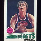 1977-78 Topps Basketball #041 Dan Issel - Denver Nuggets
