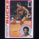 1978-79 Topps Basketball #126 Marques Johnson RC - Milwaukee Bucks