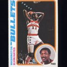 1978-79 Topps Basketball #025 Elvin Hayes - Washington Bullets