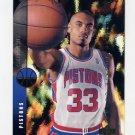 1994-95 Upper Deck Basketball #157 Grant Hill RC - Detroit Pistons