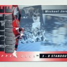 1993-94 Upper Deck Triple Double #TD02 Michael Jordan - Chicago Bulls