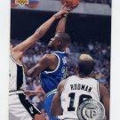 1993-94 Upper Deck Basketball #488 Isaiah Rider - Minnesota Timberwolves