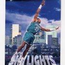 1993-94 Upper Deck Basketball #468 Alonzo Mourning - Charlotte Hornets