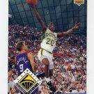 1993-94 Upper Deck Basketball #441 Gary Payton - Seattle Supersonics