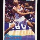 1993-94 Fleer Basketball #332 P.J. Brown RC - New Jersey Nets