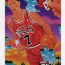 1994-95 Fleer Basketball Pro-Visions #3 Toni Kukoc - Chicago Bulls