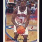1993-94 Topps Gold Basketball #331G Lindsey Hunter RC - Detroit Pistons