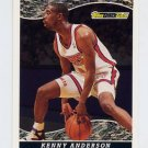 1993-94 Topps Black Gold Basketball #03 Kenny Anderson - New Jersey Nets