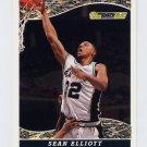 1993-94 Topps Black Gold Basketball #01 Sean Elliott - San Antonio Spurs