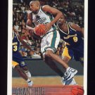 1996-97 Topps Basketball #199 Grant Hill - Detroit Pistons