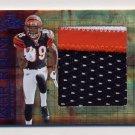 2008 Absolute Memorabilia War Room Materials Oversize Spectrum Prime #19 Jerome Simpson /10