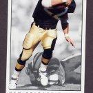 1992 GameDay Football #406 Gill Fenerty - New Orleans Saints
