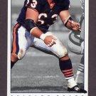 1992 GameDay Football #118 Jay Hilgenberg - Chicago Bears