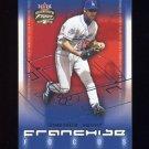 2003 Fleer Focus JE Franchise Focus #09 Shawn Green - Los Angeles Dodgers
