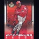 2003 Fleer Focus JE Franchise Focus #06 Ken Griffey Jr. - Cincinnati Reds
