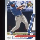 2003 Fleer Focus JE Baseball #143 Vernon Wells - Toronto Blue Jays