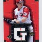 2003 Sweet Spot Swatches #AK Austin Kearns - Cincinnati Reds Game-Used Jersey