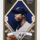 2003 Topps 205 Baseball #020B Alfonso Soriano - New York Yankees