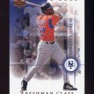 2003 Upper Deck Honor Roll Baseball #146 Prentice Redman RC - New York Mets