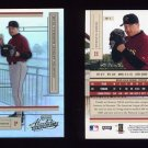 2004 Absolute Memorabilia Baseball #091 Roger Clemens - Houston Astros /1349