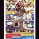 2004 Bazooka Baseball #150B Vladimir Guerrero - Anaheim Angels