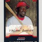 2004 Bowman Chrome Refractors #127 Vladimir Guerrero - Anaheim Angels