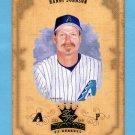 2004 Diamond Kings Baseball #100 Randy Johnson - Arizona Diamondbacks