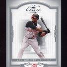 2004 Donruss Classics Baseball #051 Ken Griffey Jr. - Cincinnati Reds