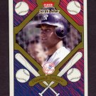 2004 Fleer Tradition Diamond Tributes #01 Derek Jeter - New York Yankees