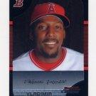 2005 Bowman Chrome Baseball #120 Vladimir Guerrero - Anaheim Angels