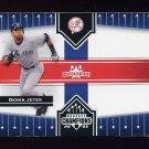 2005 Donruss Champions Impressions #018 Derek Jeter - New York Yankees