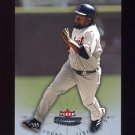 2005 Fleer Platinum Finish #064 Dmitri Young - Detroit Tigers /199