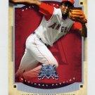 2005 National Pastime Baseball #047 Vladimir Guerrero - Anaheim Angels